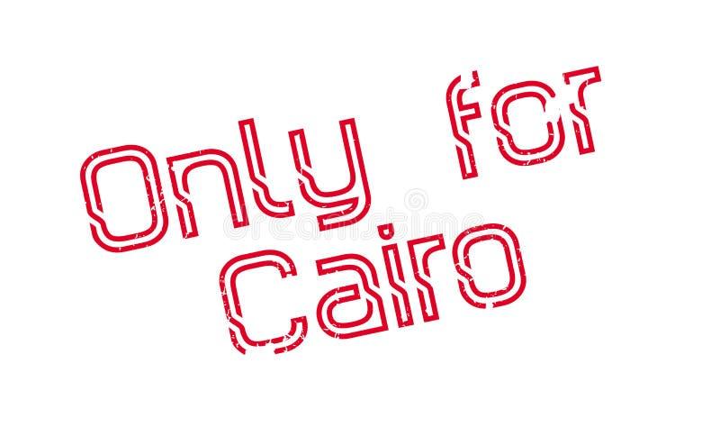 Tylko Dla Kair pieczątki ilustracji
