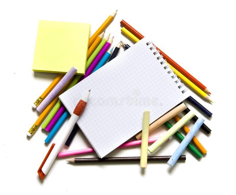 Download Tylna szkoła obraz stock. Obraz złożonej z spirala, ochraniacz - 10833001