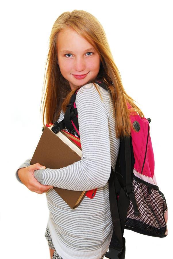 Download Tylna szkoły zdjęcie stock. Obraz złożonej z uczennica - 2900822