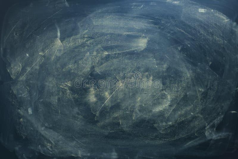 Tylna szkolna szkoła wymazujący pojęcie zieleni blackboard obrazy royalty free