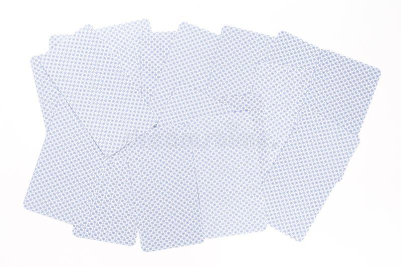 Tylna tarot karta zdjęcie stock