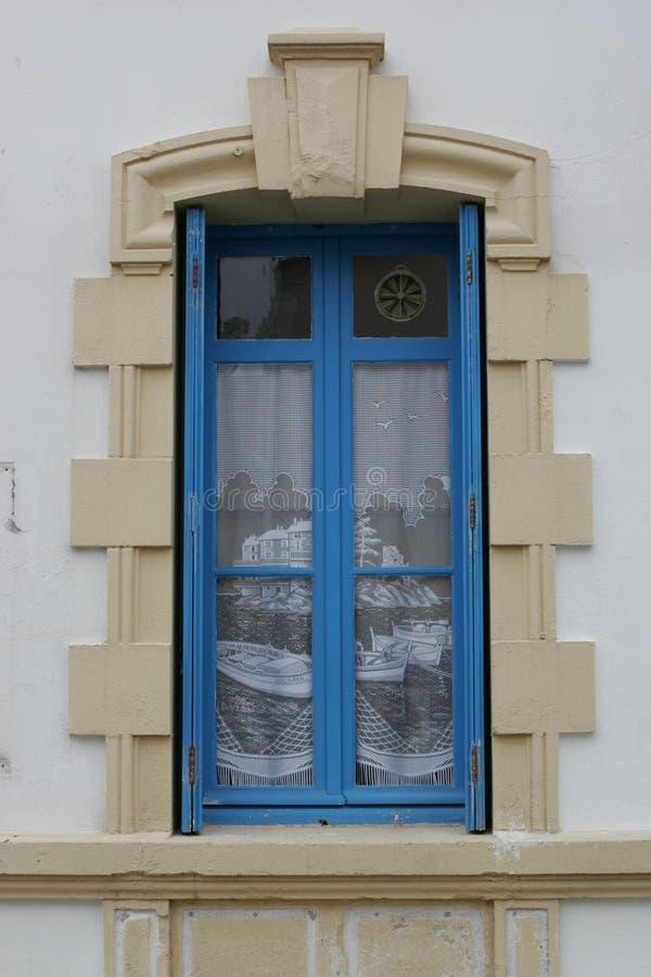 Tylni okno obraz stock