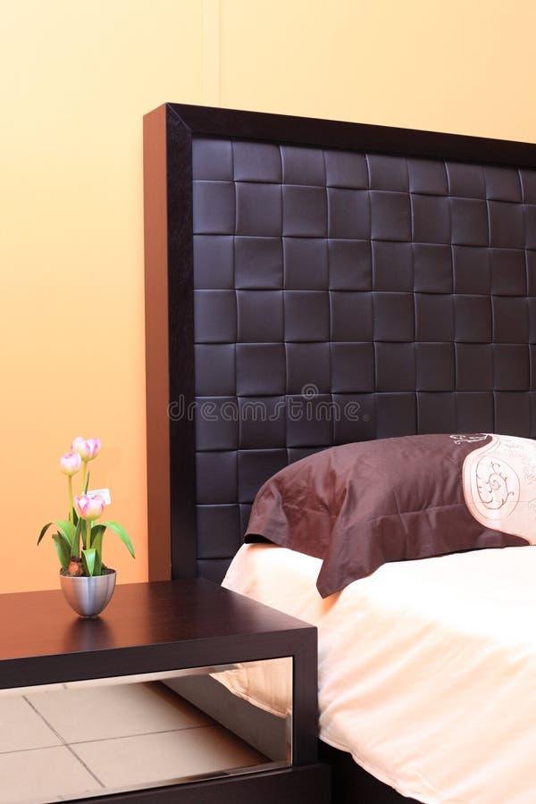 tylny łóżkowy oryginał obraz stock