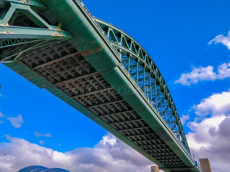 Tyne Bridge images libres de droits