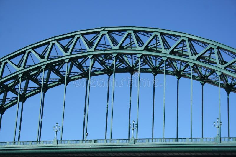 Tyne mostu zdjęcie stock