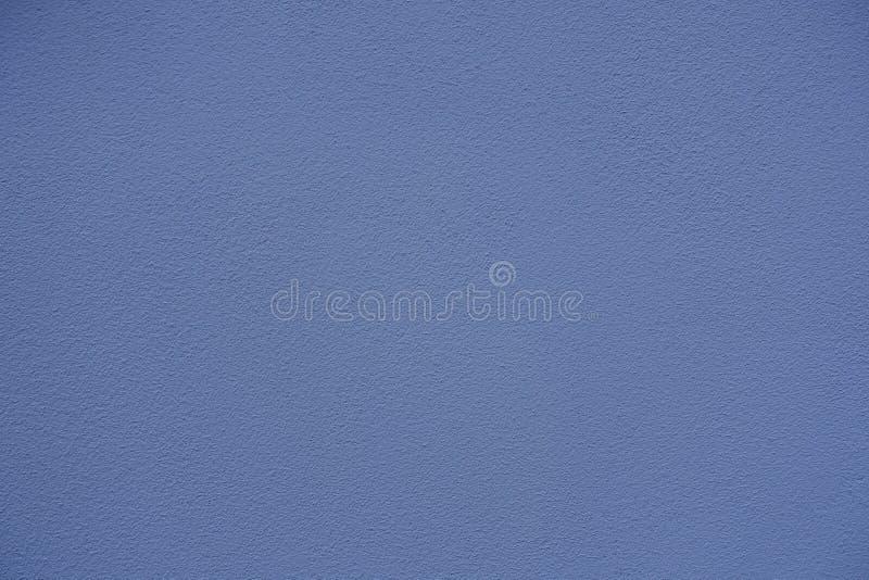Tynku błękita ściany tekstury Dekoracyjny Bezszwowy tło obrazy stock