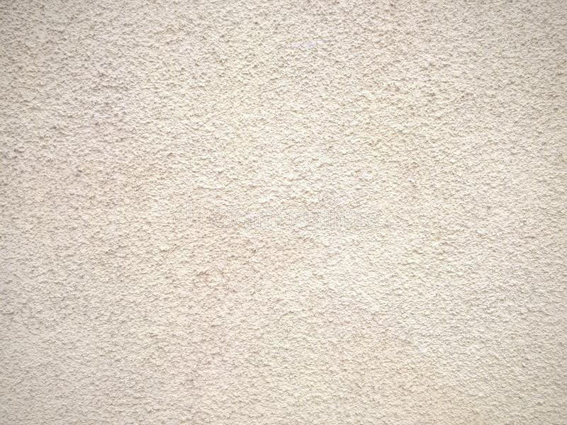 Tynku Popielatego bielu ściany tekstury Dekoracyjny Bezszwowy tło fotografia stock