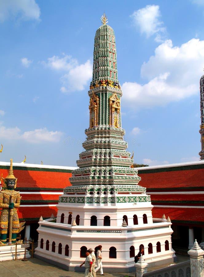 Type 05 d'architecture de la Thaïlande image libre de droits