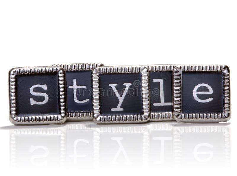 Type photo stock