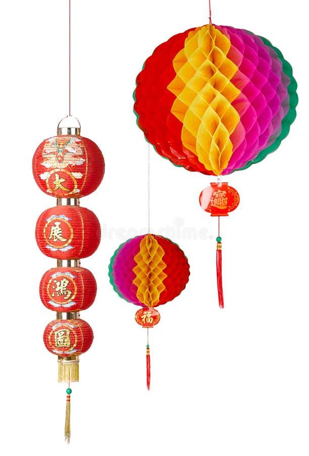 Type chinois de carillon de vent photographie stock