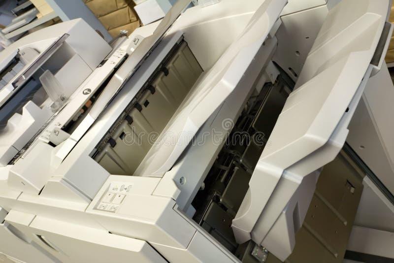 type d'imprimante laser image libre de droits