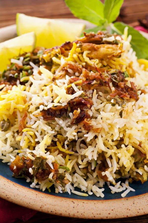 Type d'Indien de riz images stock
