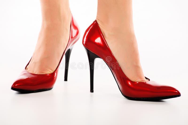 Type de chaussures image libre de droits