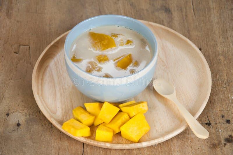 type de dessert thaï photo stock