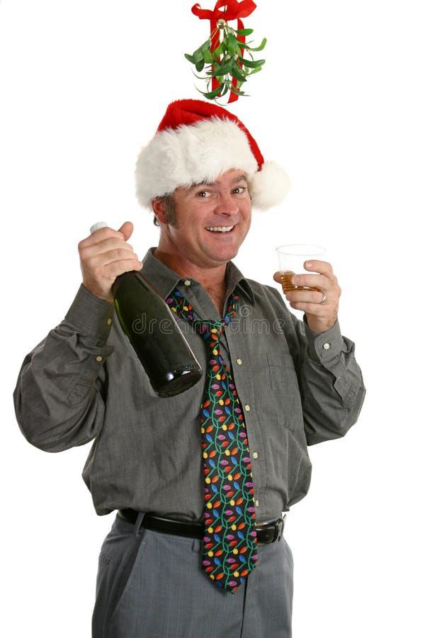 Type de fête de Noël photos stock