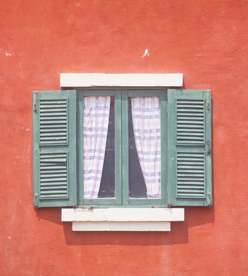 Type de maison de l'Italie photos stock