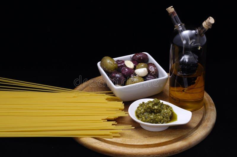 Type italien photos stock