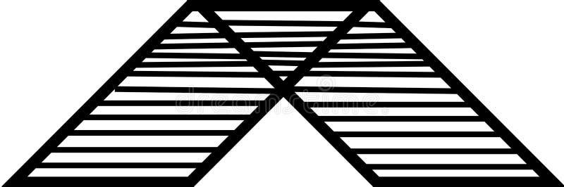 A type logo stock image
