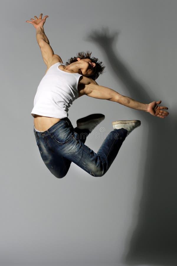 type moderne de danseur images stock
