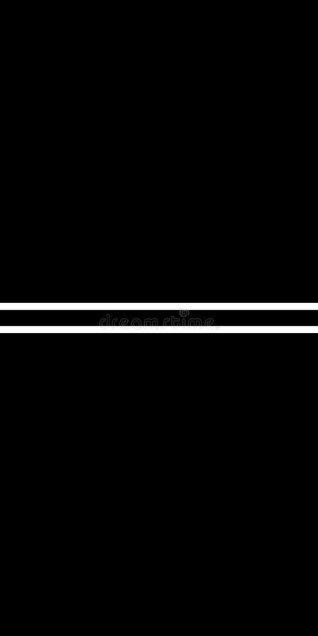 Type noir et blanc fond de doublure sous la forme de résumé et de répétition illustration stock