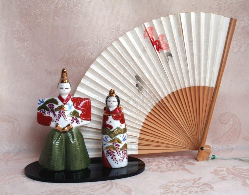 Type toujours japonais 1 de durée photographie stock