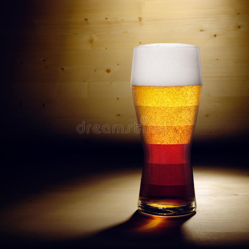 Free Types Of Beer Concept Royalty Free Stock Image - 72165286