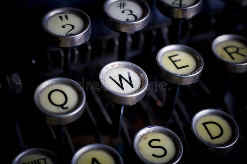 Download Typewrite stock photo. Image of forget, emblematic, font - 11955378