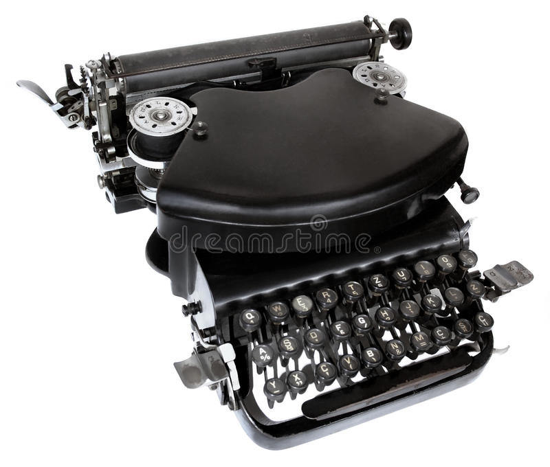 Download Typewriter stock photo. Image of journalism, massive - 12860840