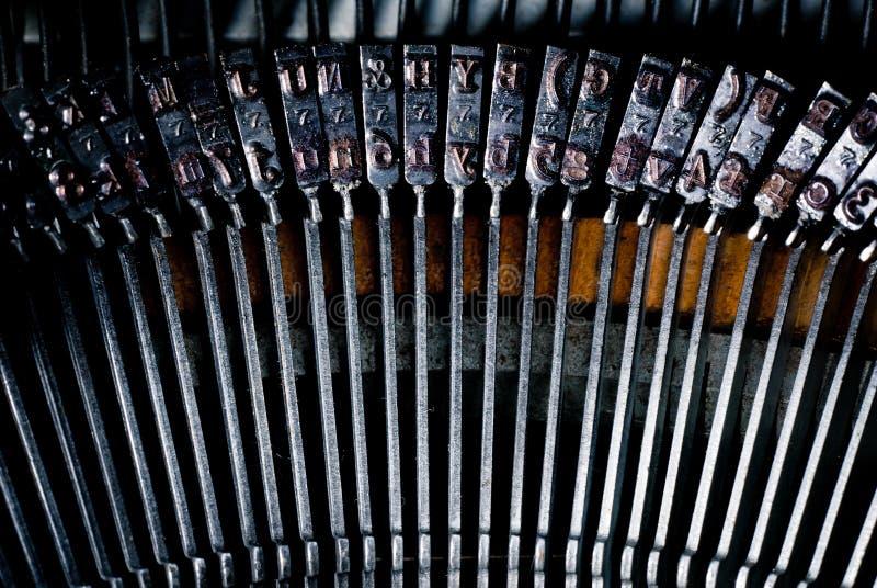 The typewriter stock photos
