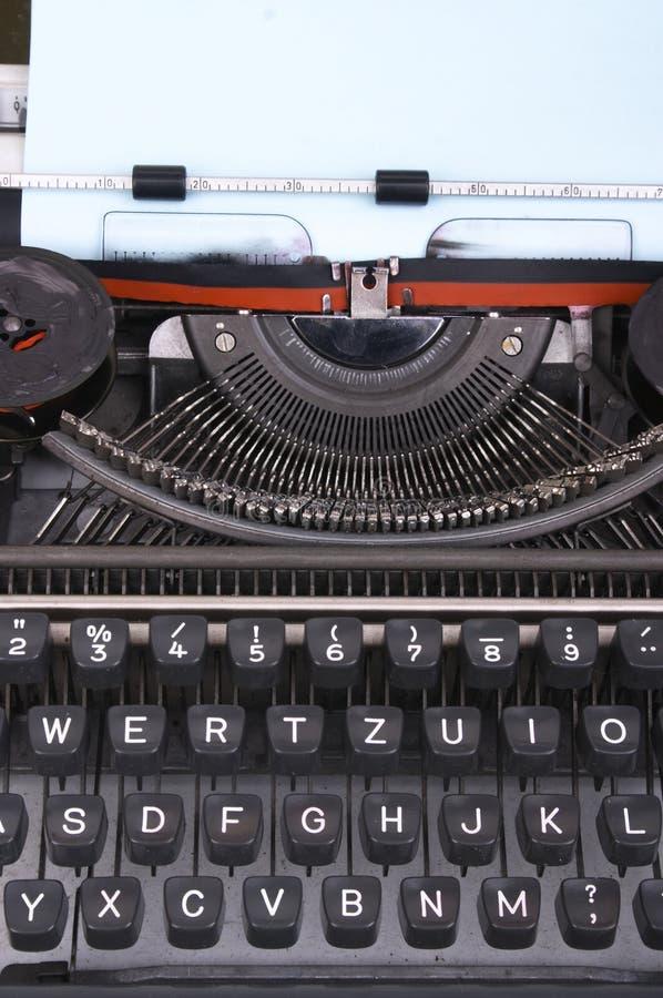 Download Typewriter stock image. Image of typing, technology, vintage - 9487217