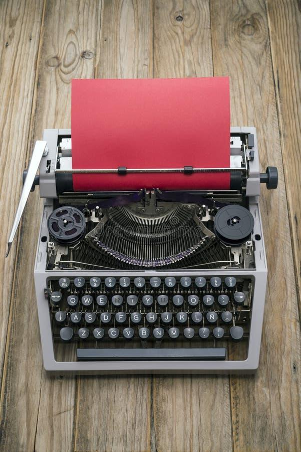 Download Typewriter stock image. Image of vintage, creation, literature - 37934937