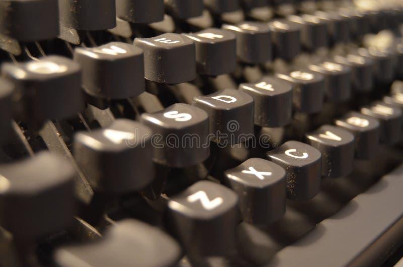 Typewriter. stock photos