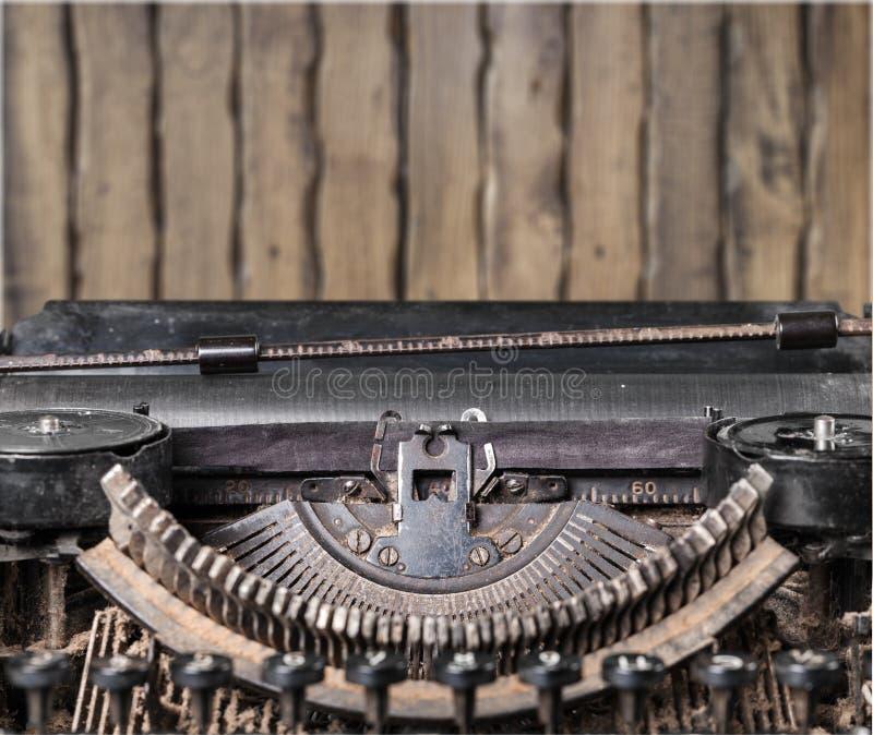 Typewriter. Storytelling fairy tale book journalist old writing stock photos