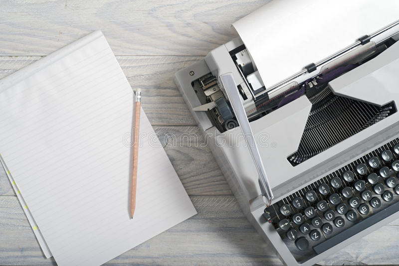 Download Typewriter stock image. Image of keyboard, antique, correspondence - 37765933