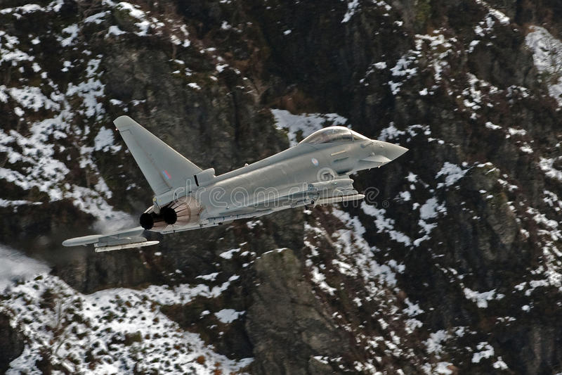 typhone f2 eurofighter стоковые изображения rf