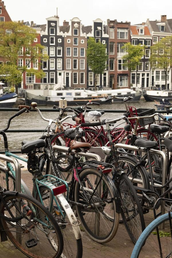 Typical Amsterdam stock images