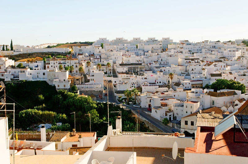 Download Typical Andalusian village stock photo. Image of european - 17793304