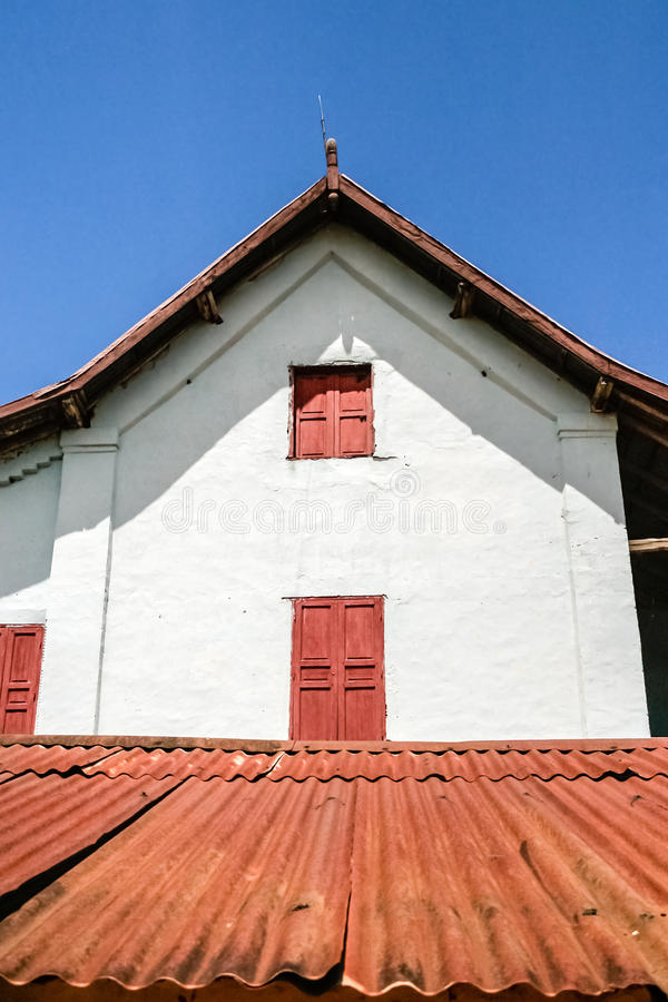 Typical Architecture Stock Images