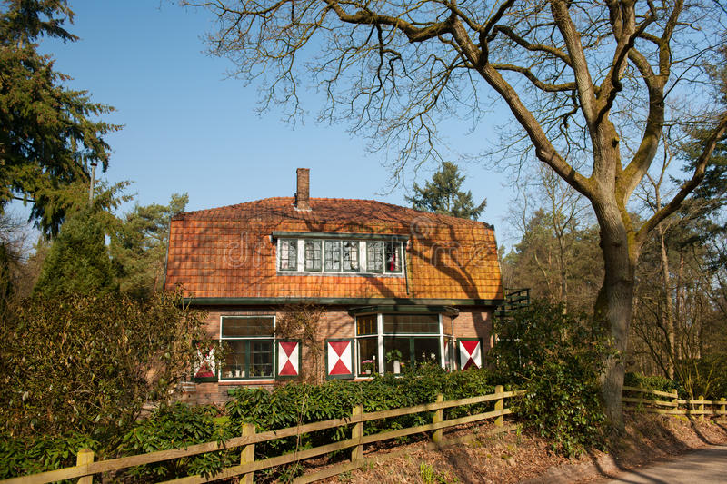 Download Typical Dutch house stock photo. Image of netherlands - 25751406