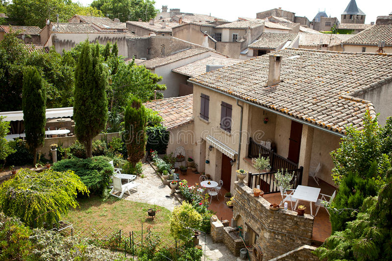 Download Typical French Houses Stock Photo Image Of Home France