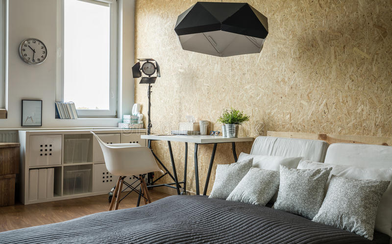 Download Typical Hipster Room Stock Photo Image Of Wall Horizontal