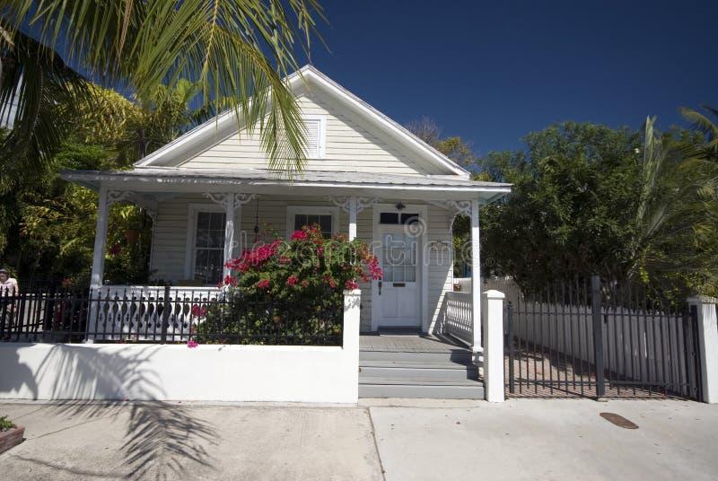 Typical home architecture key west florida. Typical house architecture key west florida famous tourist destination stock photo