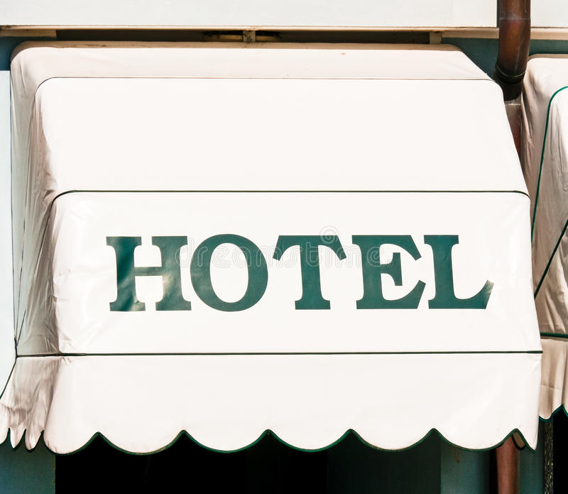 Download Hotel stock image. Image of sign, revival, white, marketing - 29704695