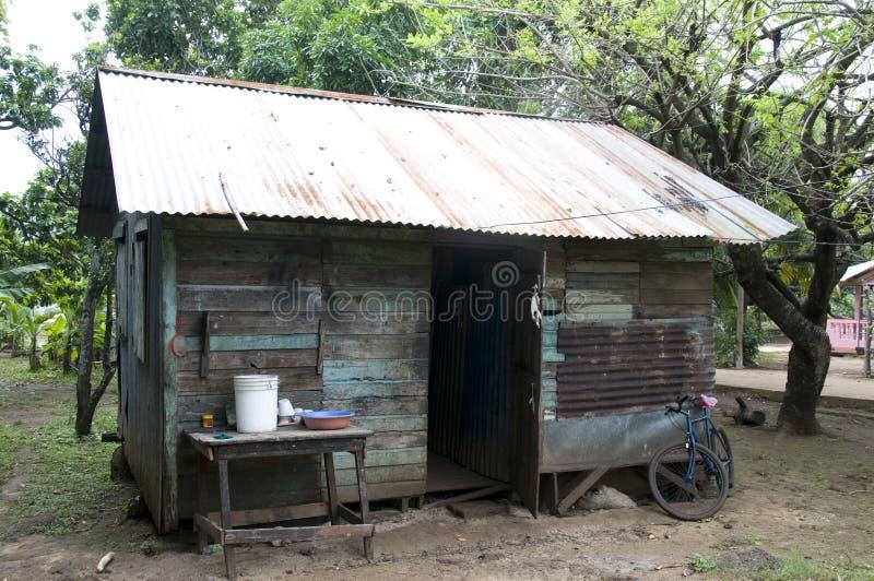 Download Typical House Corn Island Nicaragua Stock Photo - Image: 12636870