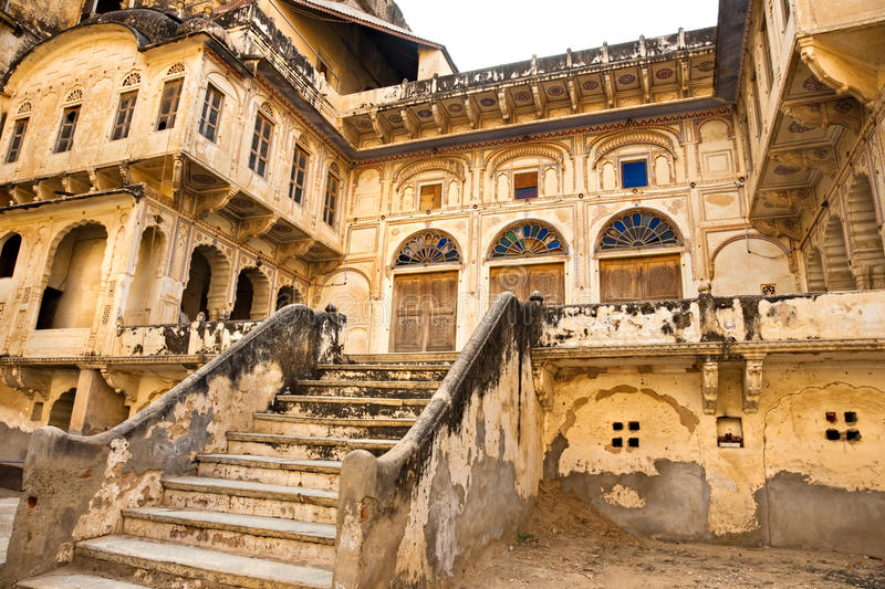 Download Typical Indian Architecture, India. Stock Photo - Image: 12443090