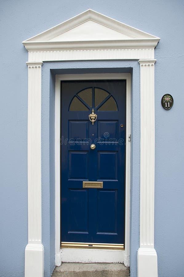 Typical Irish door