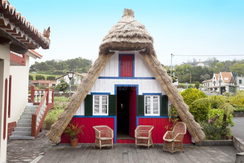 Santana Houses Madeira Island