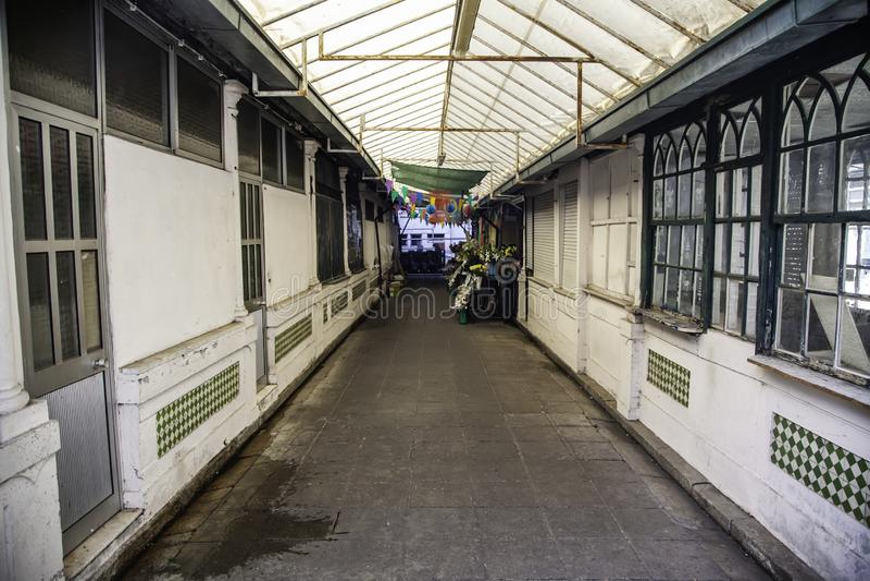 Typical Porto market royalty free stock image