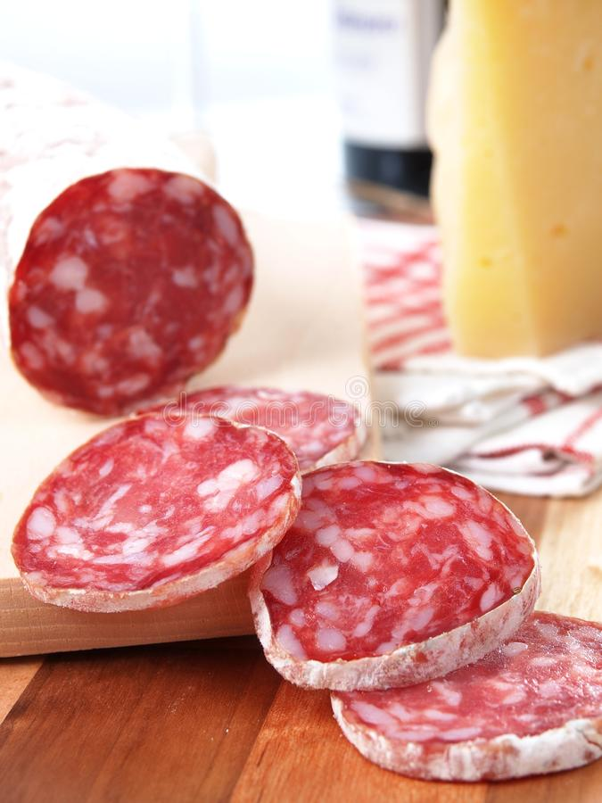 Download Typical Regional Italian Sausage Stock Image - Image: 26803655