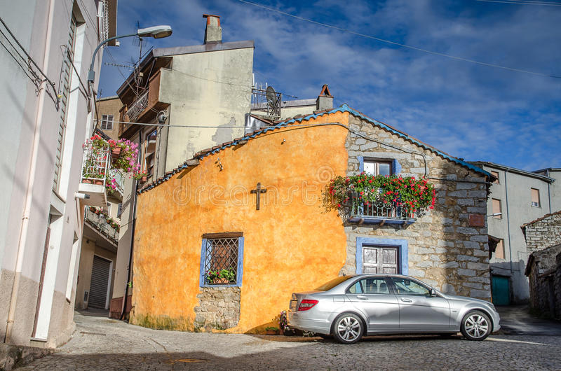 Download Typical Sardinian House, Italy Stock Photo - Image: 34497642